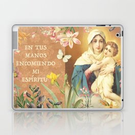 Schoenstatt Matter Maria God Laptop & iPad Skin