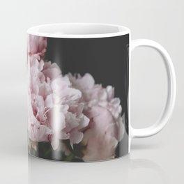 Peonies On Black No. 3 Coffee Mug