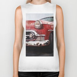 American Dream Car I Biker Tank