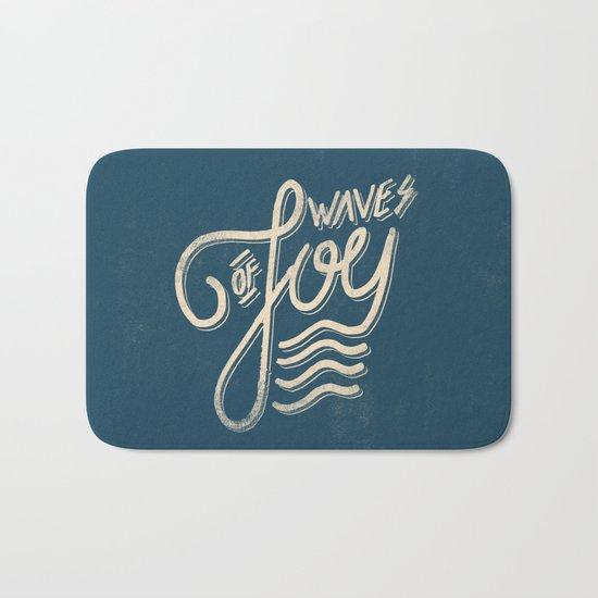 Waves of Joy Bath Mat