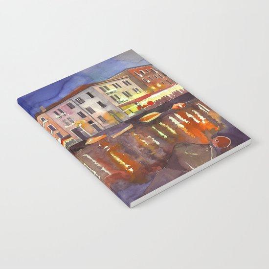 Night in Venice part 1 Notebook