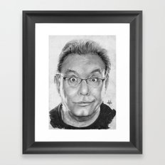 Lewis Black Framed Art Print
