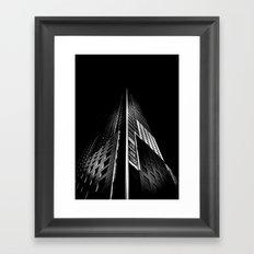 Trump Tower Toronto Canada Framed Art Print