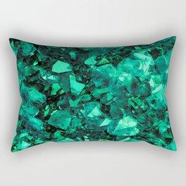Emerald Rectangular Pillow