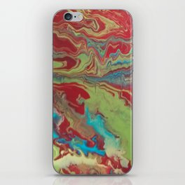 Psychedelic Collection iPhone Skin
