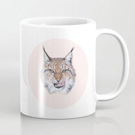 Lynx Lynx portrait Coffee Mug