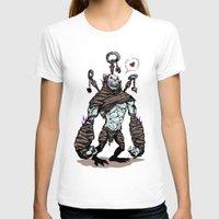 diablo T-shirts featuring BFF - Diablo - Gargantuan by Peter Forsman