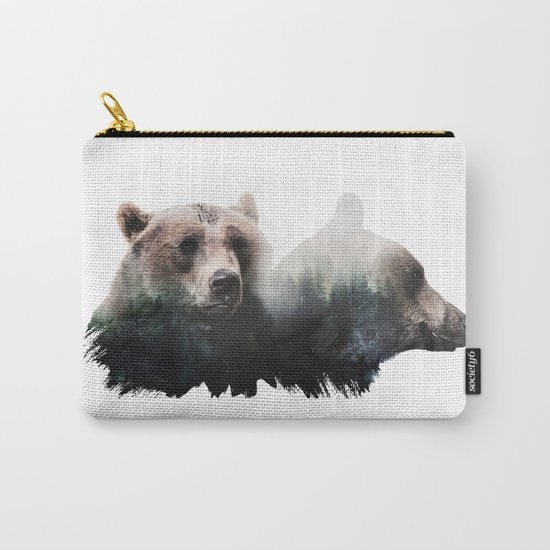 Bear Brothers Carry-All Pouch