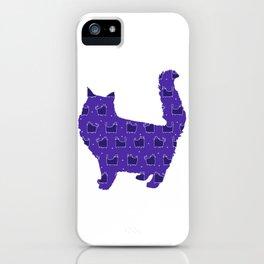 Cat 157 iPhone Case