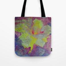 Consistency Abstract Tote Bag