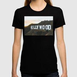 Hollywood Sign (Los Angeles, CA) T-shirt
