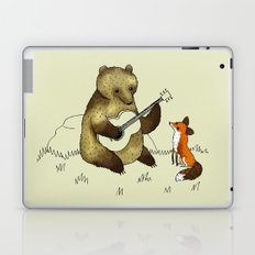 Bear & Fox Laptop & iPad Skin