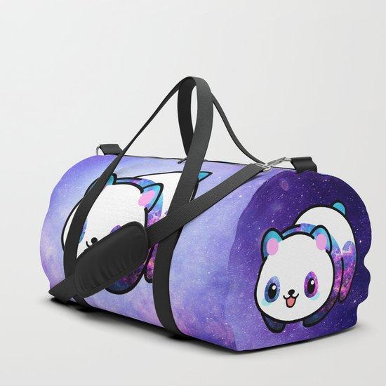 Kawaii Galactic Mighty Panda by eugeniaart