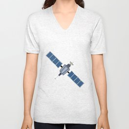 Satellite Unisex V-Neck