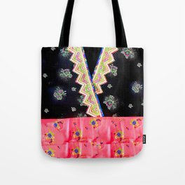 Shirt hmong 1 Tote Bag