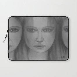 Confusion by Saribelle Rodriguez Laptop Sleeve