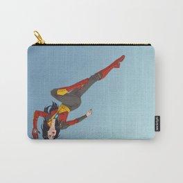 BADASS WOMAN Carry-All Pouch