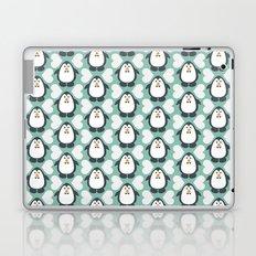NGWINI - penguin love pattern 7 Laptop & iPad Skin
