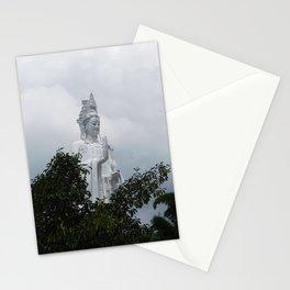 Floating Buddha Stationery Cards