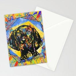 Vizsla  - Hungarian pointer Stationery Cards