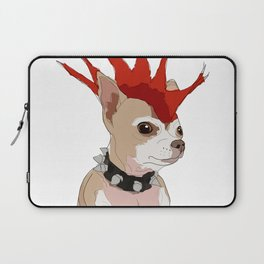 Bad Ass Chihuahua Laptop Sleeve