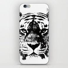 Tiger Stripes iPhone & iPod Skin