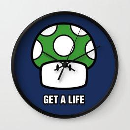 Get a life! Wall Clock