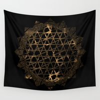 infinite Wall Tapestries featuring Infinite by Zach Terrell