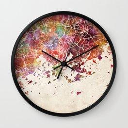 Helsinki Wall Clock