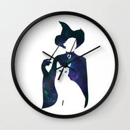 Minerva and Cat Wall Clock