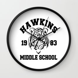 hawkins Wall Clock