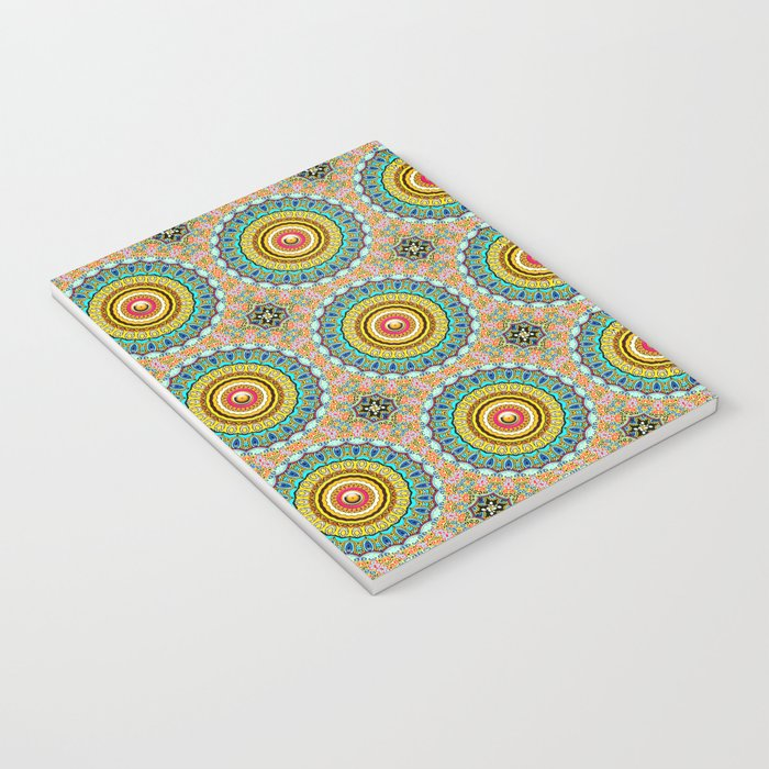 Panoply Pattern Notebook