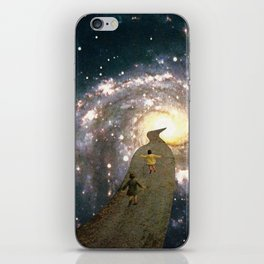 travel plans iPhone Skin