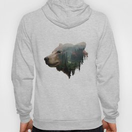 The Pacific Northwest Black Bear Hoody