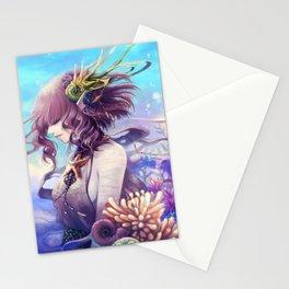 Daughter of Oceanus Stationery Cards