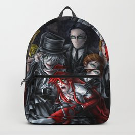 Haunted House Reapers Backpack