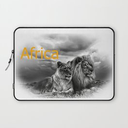 Africa V Laptop Sleeve