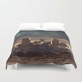 It was fun while it lasted Duvet Cover