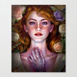 Feyre Canvas Print