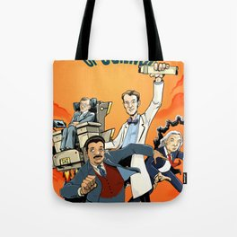 Super Friends of Science! Tote Bag