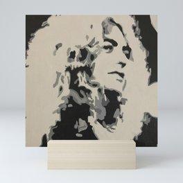 Robert Plant II Mini Art Print
