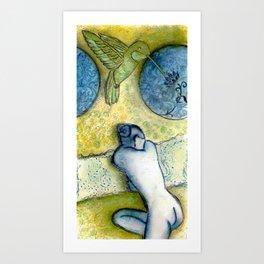 Perchance to Dream Art Print