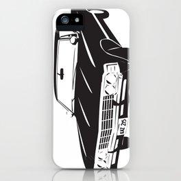 Supernatural Chevrolet Impala 67' iPhone Case