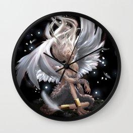 Jinn Wall Clock