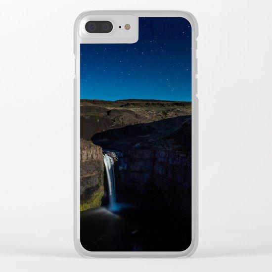 Palouse Falls - Washington Clear iPhone Case