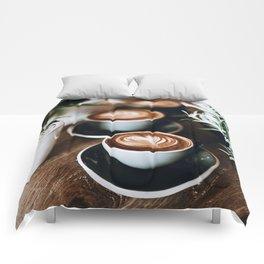 Latte Comforters