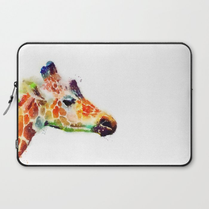 The Graceful - Giraffe Laptop Sleeve