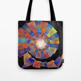 Volsopolis - forgotten future Tote Bag