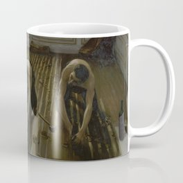Gustave Caillebotte - The Floor Planers Coffee Mug