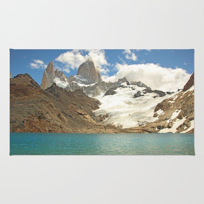 Patagonia, Torres del Paine, Chile Rug